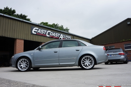 OEMS BOSTON alloy wheels at East Coast Alloys
