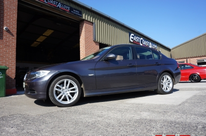 ATS Radial alloy wheels on a BMW at East Coast Alloys