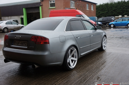 "AVA Miami 19"" Audi A4 Staggered Alloys"