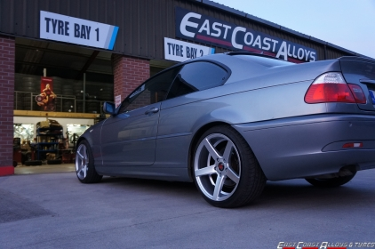 "AXE CONCAVE 18"" STAGGERED BMW"