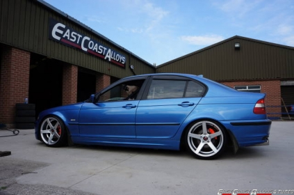 AXE CONCAVE BMW - STAGGERED WIDER REARS