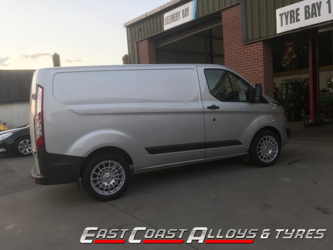 FORD TRANSIT CUSTOM MULTI SPOKE ALLOY