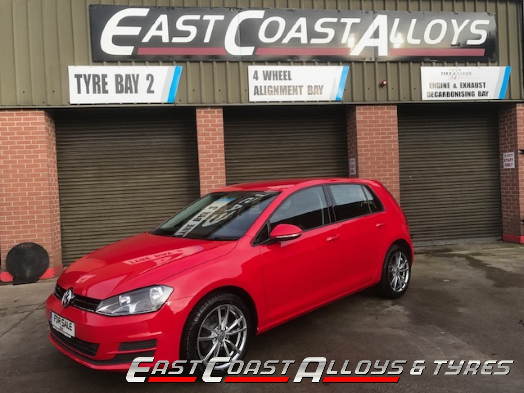 Golfs for sale at East Coast Alloys